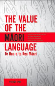 Te Hua o Te Reo Māori